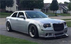 Chrysler 300 srt8 2006