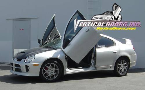 Vertical Doors - Vertical Doors Dodge Neon SRT4 2003 - 2005 & Vertical Doors: Dodge Neon SRT4 2003 - 2005
