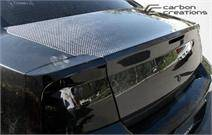 Dodge Charger Carbon Fiber Parts - Dodge Charger Carbon Fiber Trunk