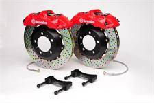 DODGE CHALLENGER PARTS - Dodge Challenger Brake Upgrades