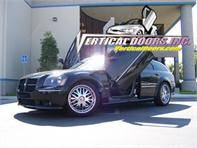 Dodge Magnum Exterior Parts - Dodge Magnum Vertical Doors