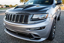 Jeep Grand Cherokee Exterior Parts - Jeep Grand Cherokee Grille