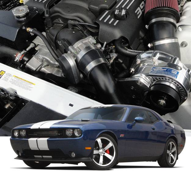 Whipple Supercharger Dodge Ram: Procharger Supercharger Kit: Dodge Challenger 6.4L SRT8
