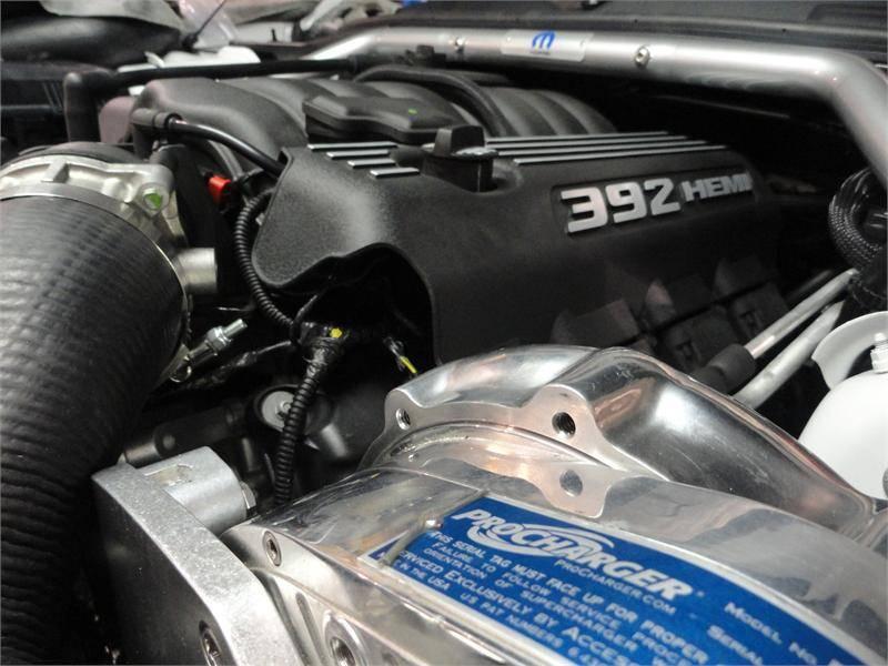 Charger Srt8 For Sale >> Procharger Supercharger Kit: Dodge Challenger 6.4L SRT8 2011 - 2014