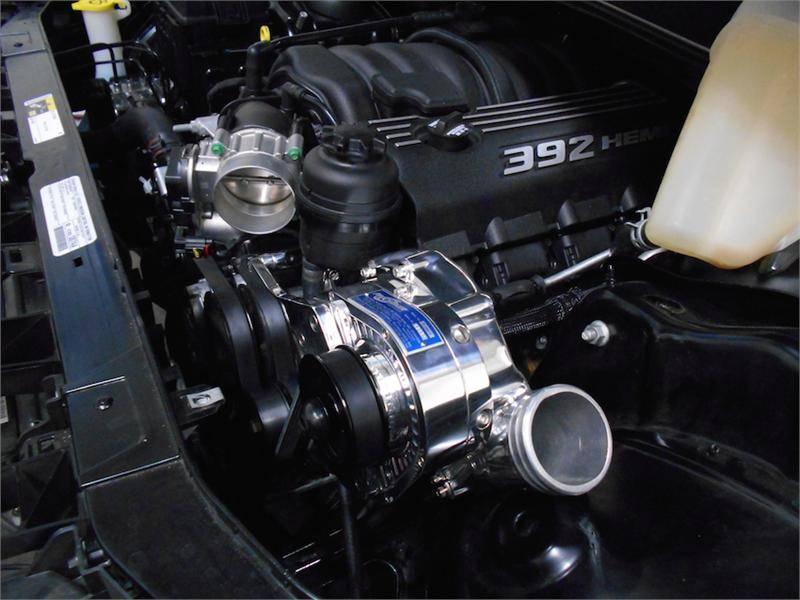 Procharger Supercharger Kit Dodge Challenger 6 4l Srt8