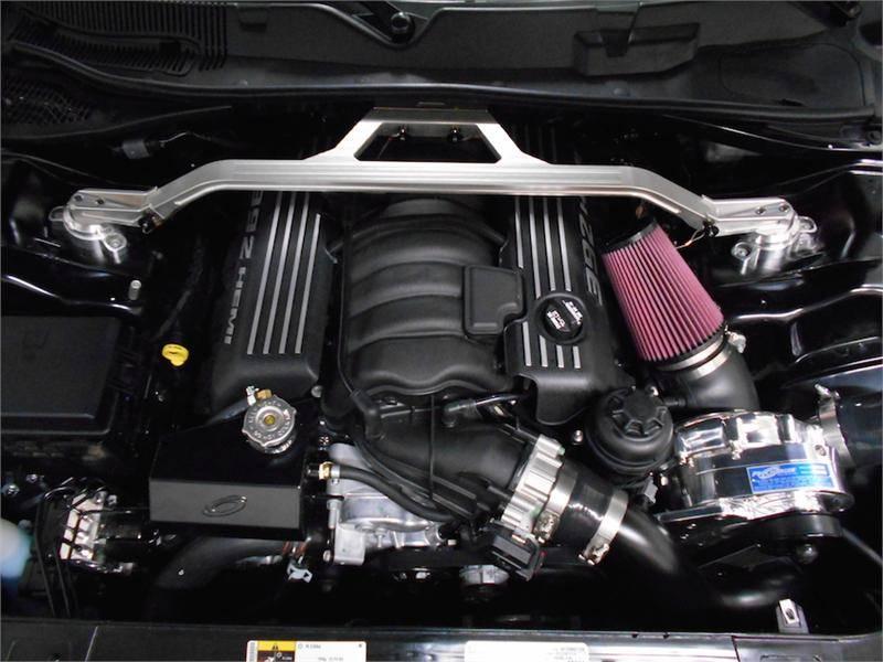 Challenger Srt8 For Sale >> Procharger Supercharger Kit: Dodge Challenger 6.4L SRT8 2011 - 2014
