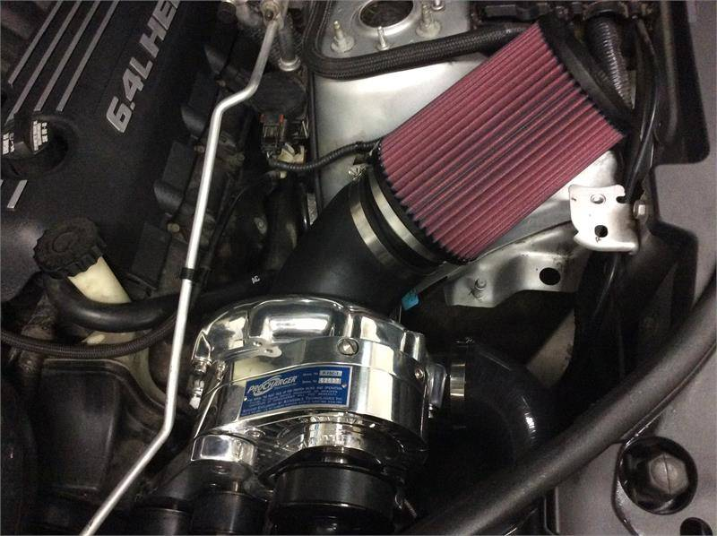 Cherokee Srt8 For Sale >> Procharger Supercharger Kit: Jeep Grand Cherokee 6.4L SRT8 2012 - 2014