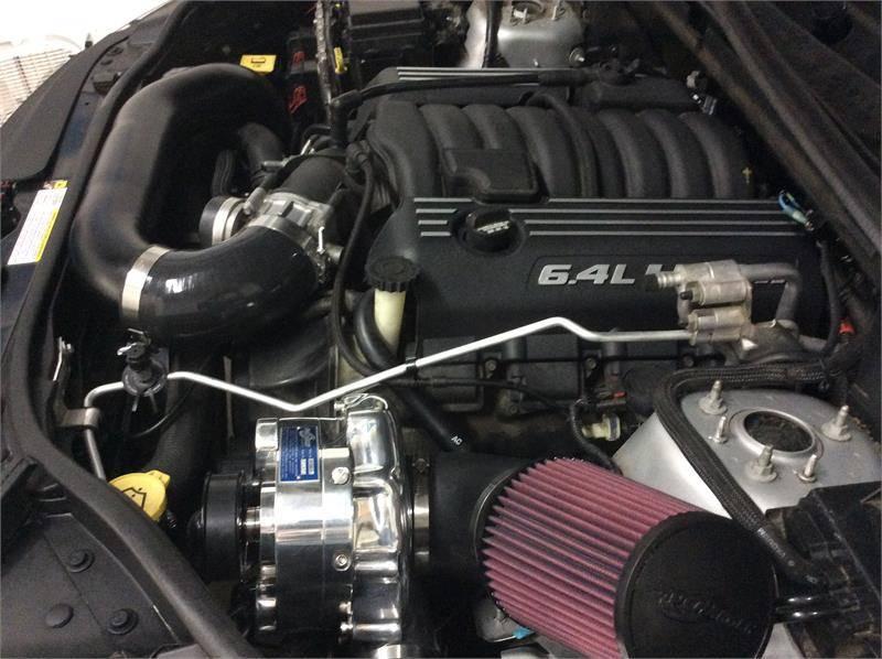 Procharger Supercharger Kit Jeep Grand Cherokee 6 4l Srt8