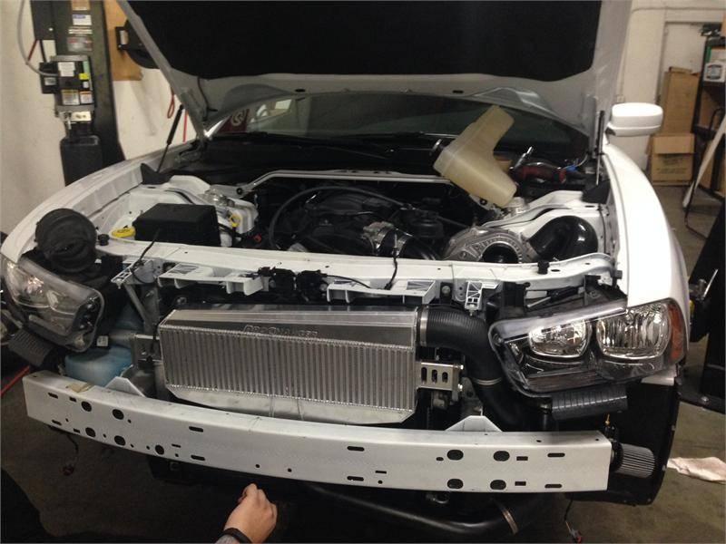 Charger Srt8 For Sale >> Procharger Supercharger Kit: Dodge Charger 6.4L SRT8 2012 - 2014