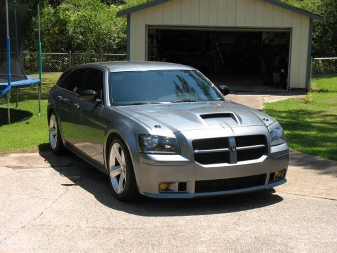 Trufiber a23 hood dodge magnum 2005 2007 - Dodge magnum interior accessories ...
