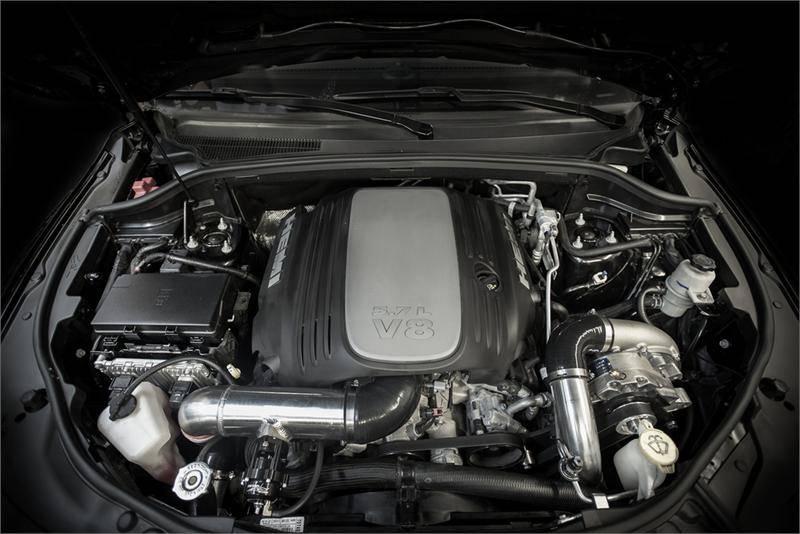 Ripp Supercharger Kit: Dodge Durango 5.7L Hemi 2011 - 2014