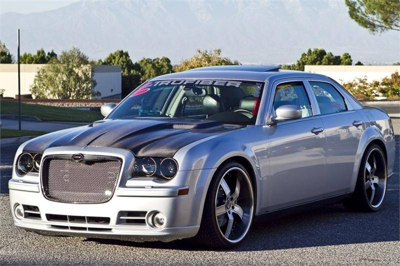 Chrysler 300 For Sale >> TruCarbon A58 Carbon Fiber Hood: Chrysler 300 / 300C 2005 - 2010