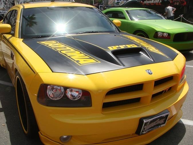 Charger Srt8 For Sale >> TruFiber A23 Hood: Dodge Charger 2006 - 2010