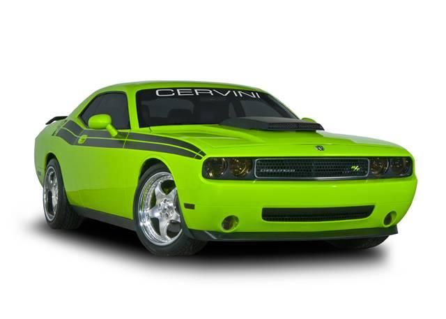 Cervinis T A Hood Dodge Challenger 2008 2018