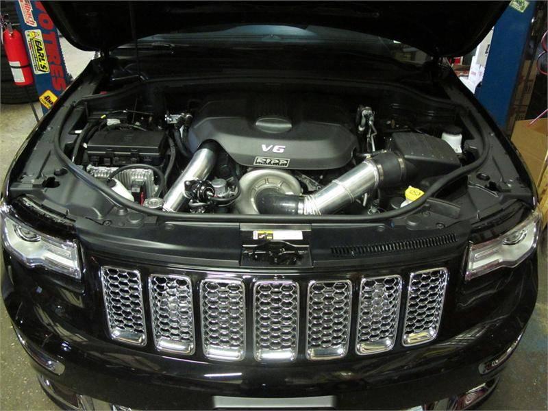 2011 Jeep Grand Cherokee Laredo >> Ripp Supercharger Kit: Jeep Grand Cherokee 3.6L V6 2011 - 2014