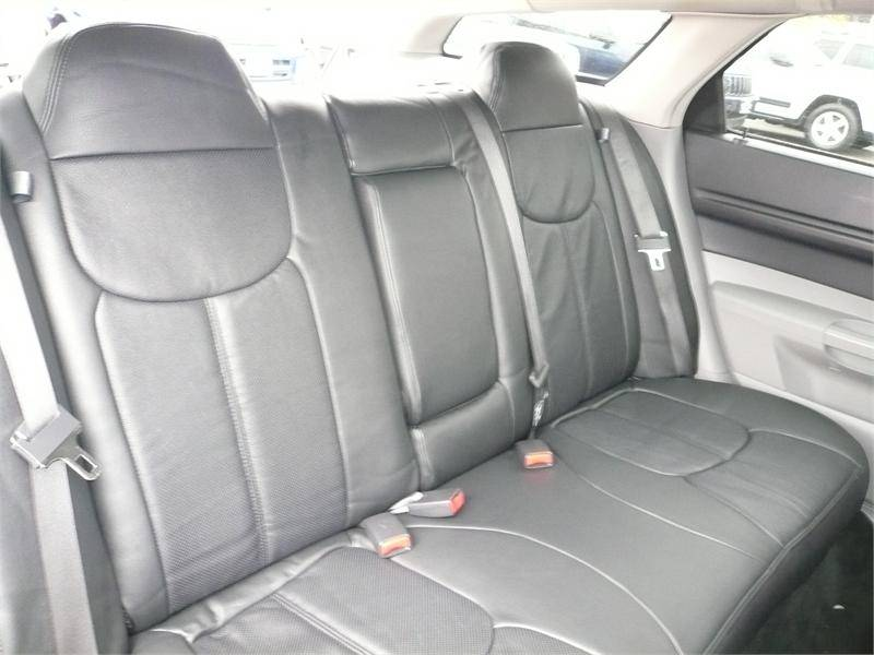 Clazzio Leather Seat Covers Dodge Charger Sxt 2006 2010
