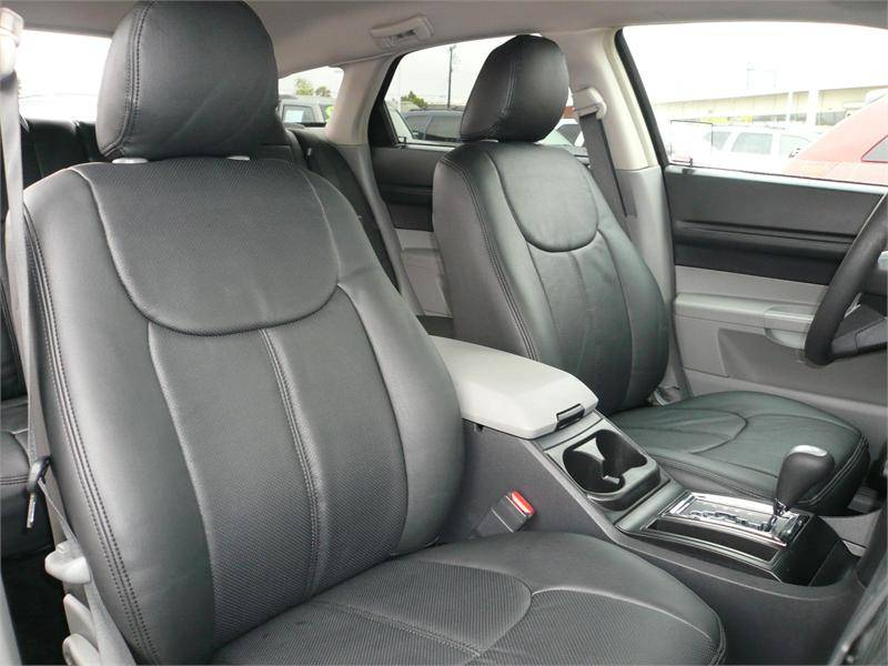 Clazzio Leather Seat Covers Dodge Charger Se 2006 2010
