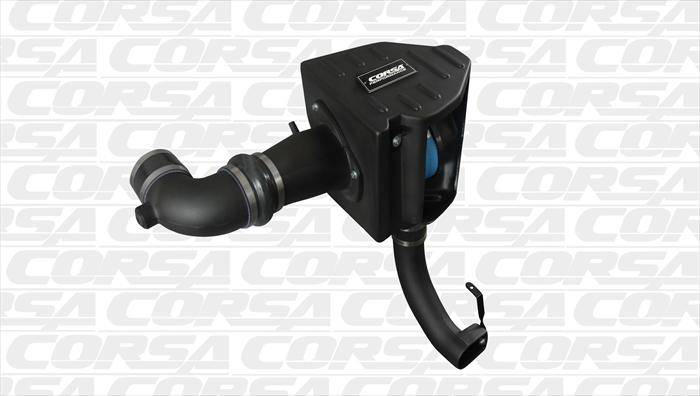 corsa cool air intake  dodge challenger r  t 2011