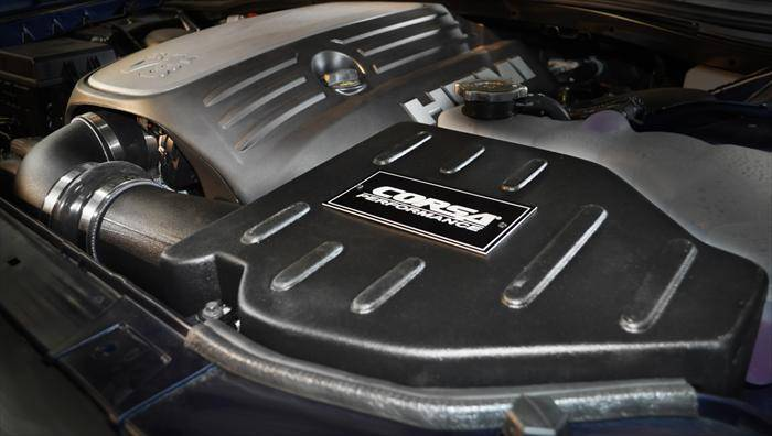 Corsa Cool Air Intake 300 Charger Challenger Srt8