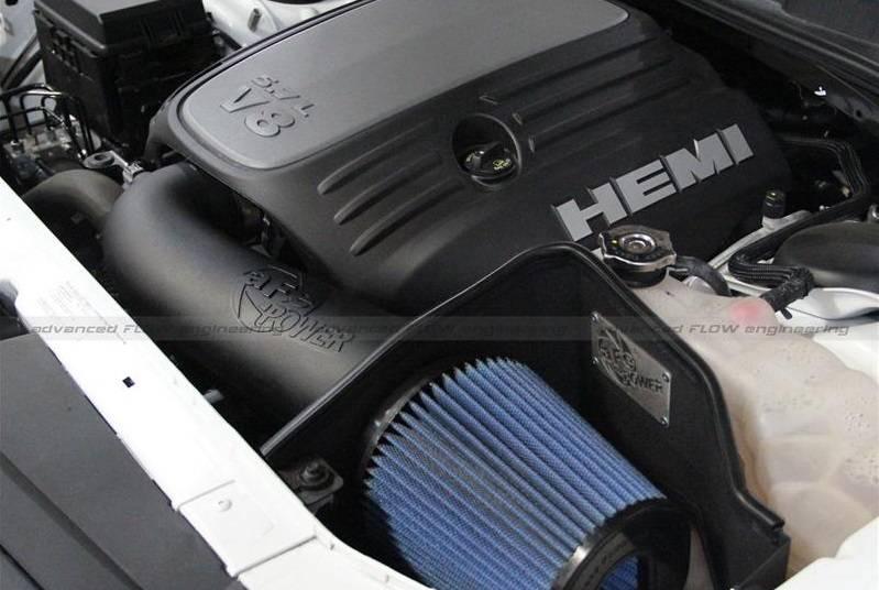 AFE Cold Air Intake: Chrysler 300C / Dodge Challenger ...