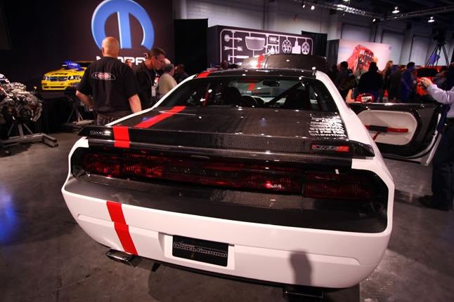 Dodge Challenger Interior >> Anderson Composites Carbon Fiber Tail Lights Surround: Dodge Challenger 2008 - 2014