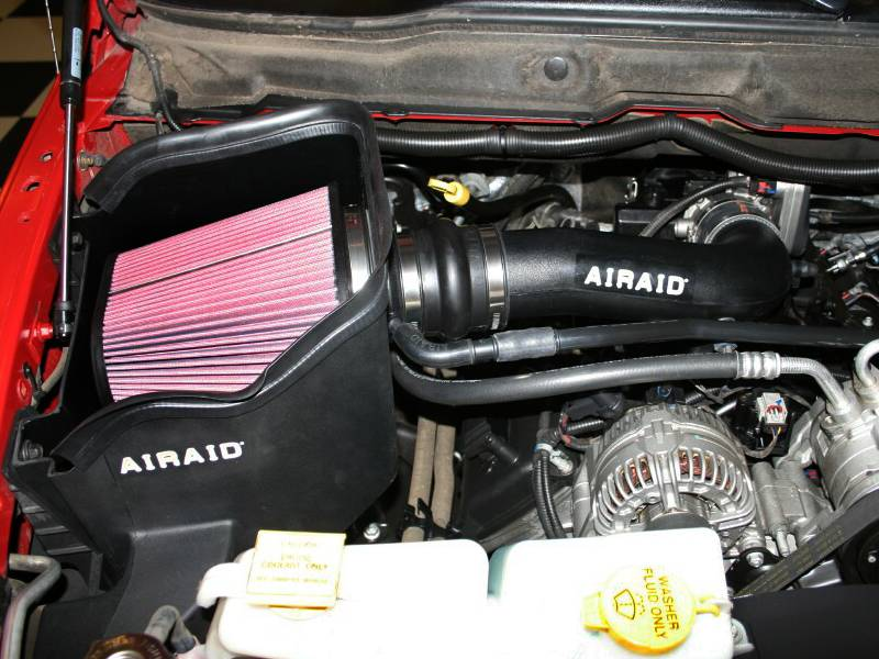 Airaid Cold Air Intake W Tube Dodge Ram 5 7l Hemi 2003