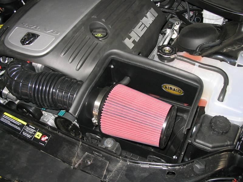 F on 300c Hemi Engine