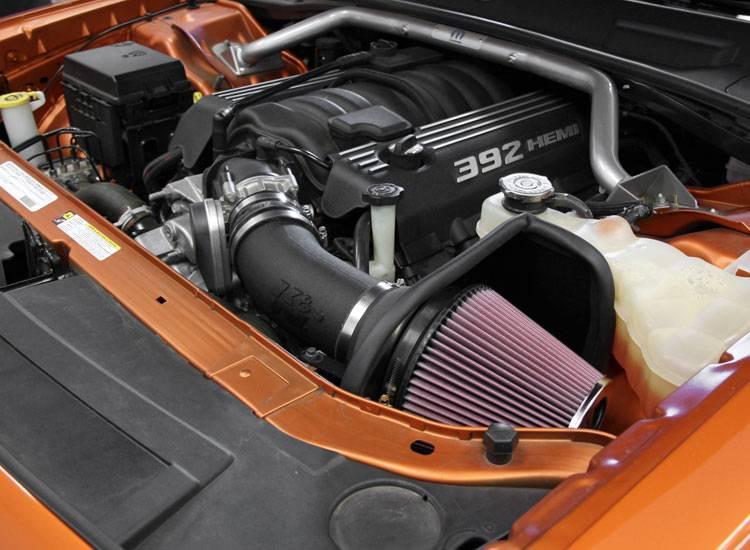 K Amp N 63 Series Cold Air Intake Chrysler 300c Dodge
