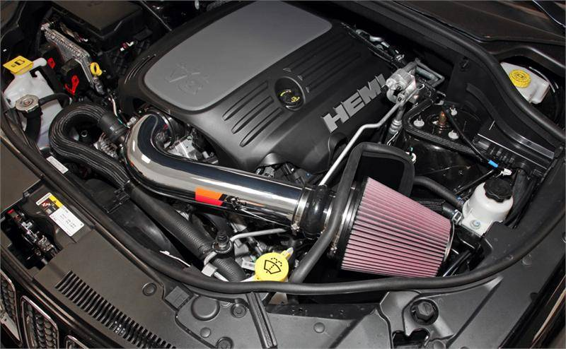 K&N 77 Series Cold Air Intake: Dodge Durango / Jeep Grand ...