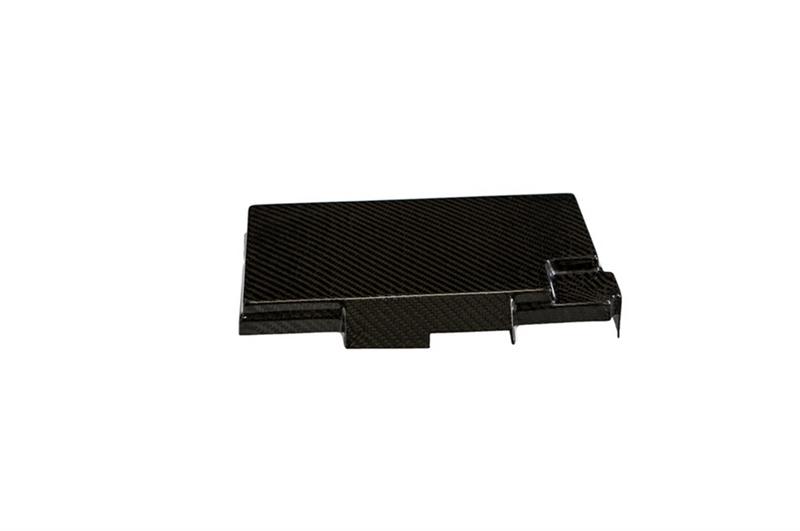 trucarbon lg189 carbon fiber fuse box cover: jeep