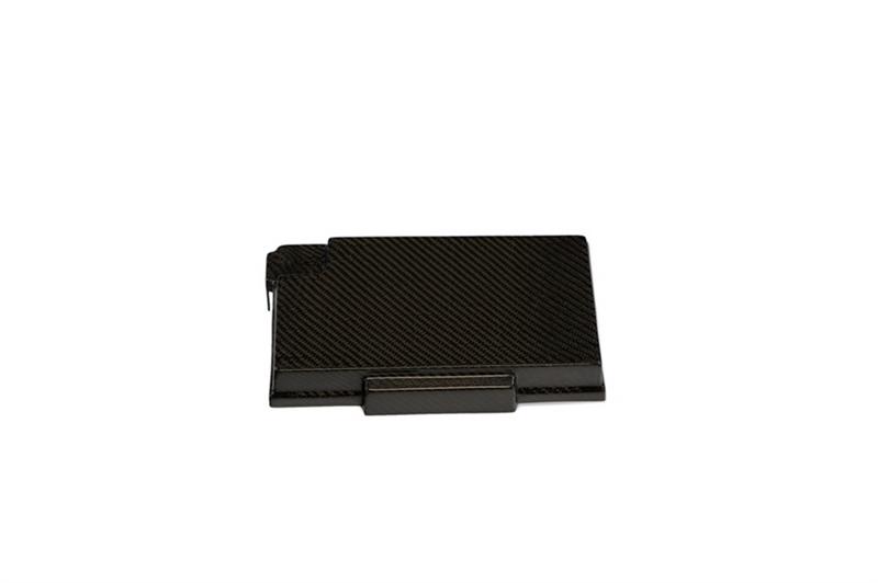 Trucarbon Lg189 Carbon Fiber Fuse Box Cover  Jeep Grand
