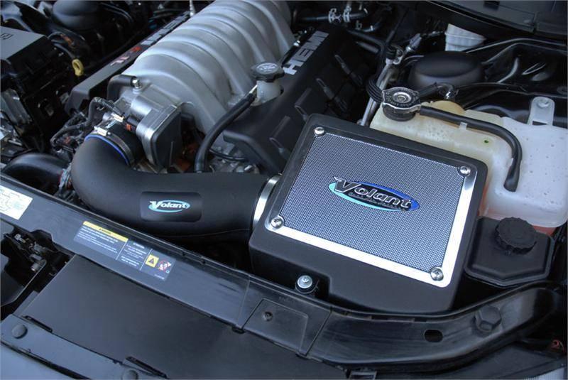 Charger Srt8 For Sale >> Volant Cold Air Intake: Dodge Charger 6.1L SRT8 2006 - 2010