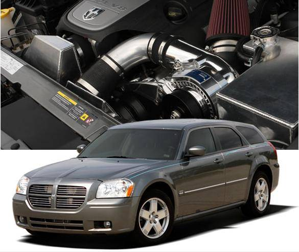 Procharger Supercharger Kit: Chrysler 300 5.7L Hemi 2005