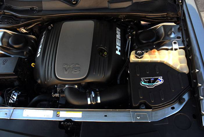 Volant Cold Air Intake Powercore Dodge Charger 5 7l