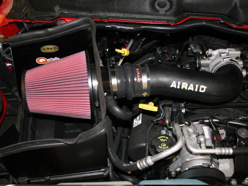 Airaid Cold Air Intake Dodge Ram 4 7l 2006 2007