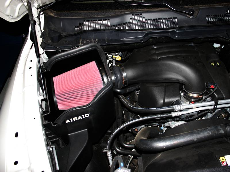 Airaid Cold Air Intake W Tube Dodge Ram 5 7l Hemi 2009