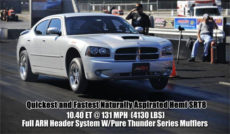 American Racing Headers Chrysler 300c Dodge Charger