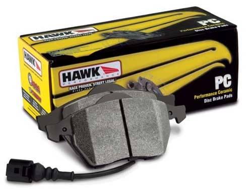Hawk Performance Ceramic Brake Pads Chrysler,Dodge 300,Challenger,Charger,Magnum