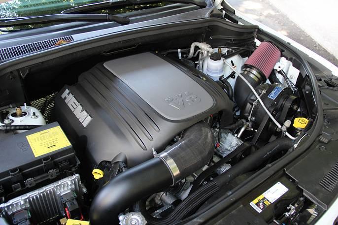 Procharger Supercharger Kit: Jeep Grand Cherokee 5.7L Hemi ...