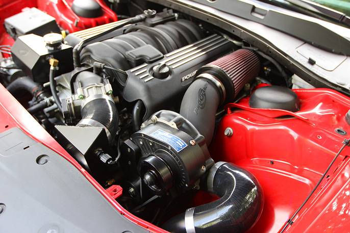 Procharger Supercharger Kit Dodge Charger 6 4l Srt Scat Pack