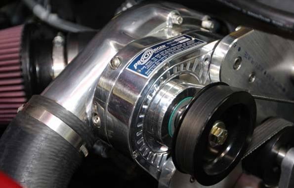 Procharger Supercharger Kit Dodge Ram 5 7l Hemi 2015 2018