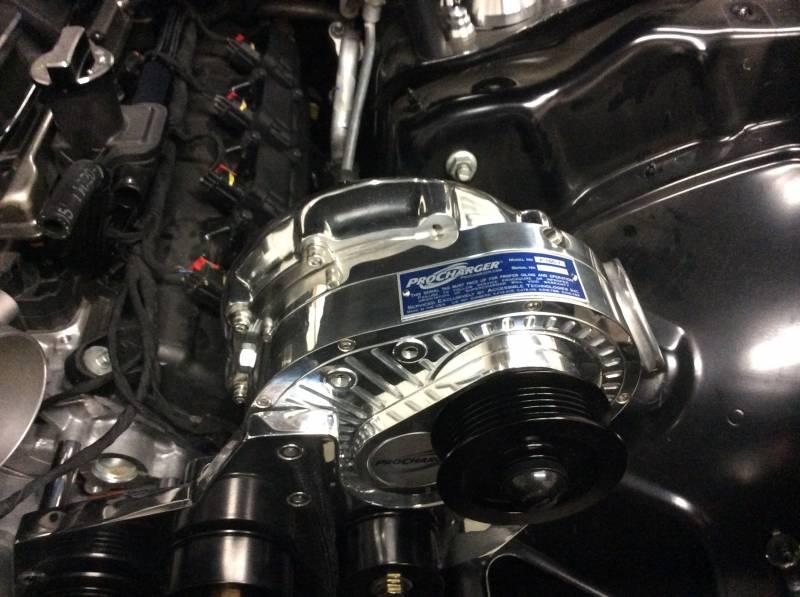 Procharger Supercharger Kit: Dodge Charger 6 4L SRT / Scat Pack 2015 - 2019