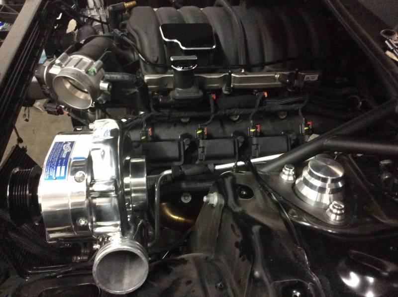 Dodge Charger Parts >> Procharger Supercharger Kit: Dodge Charger 6.4L SRT / Scat Pack 2015 - 2019