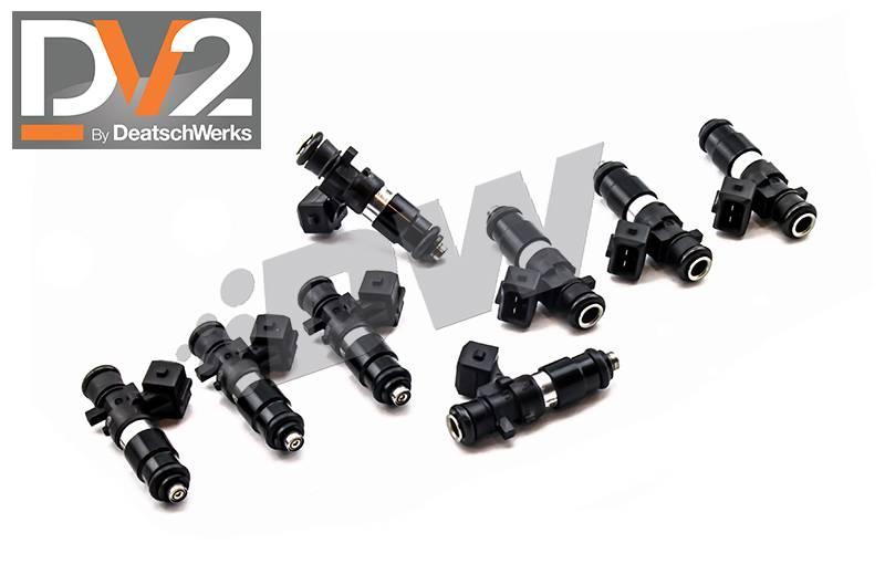 Deatschwerks 1200cc Fuel Injectors