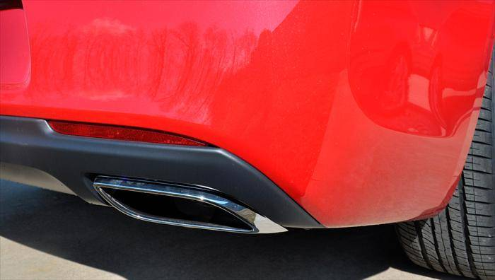 Corsa Sport Cat Back Exhaust Chrysler 300c Dodge