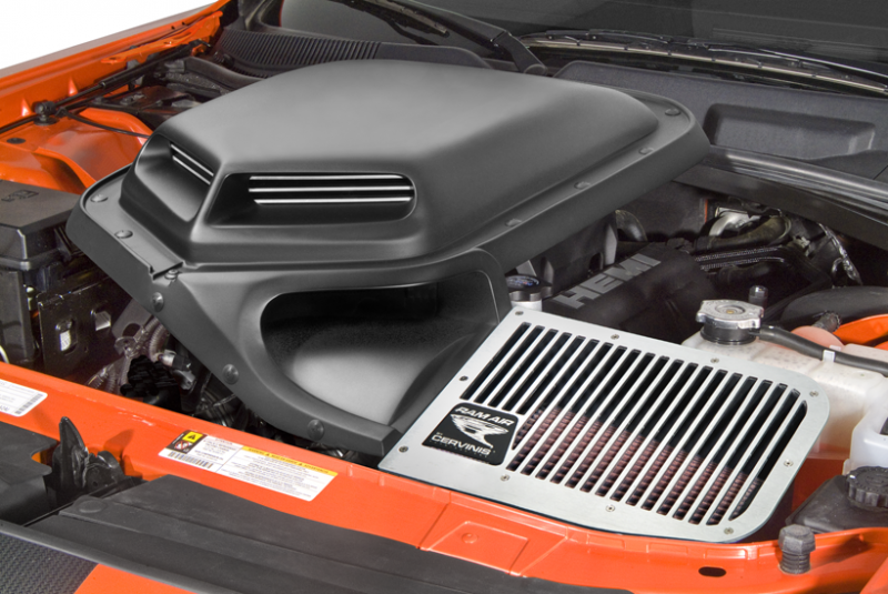 Dodge Challenger Carbon Fiber Parts >> Cervinis Shaker Hood Kit: Dodge Challenger 2008 - 2018 (All Models)