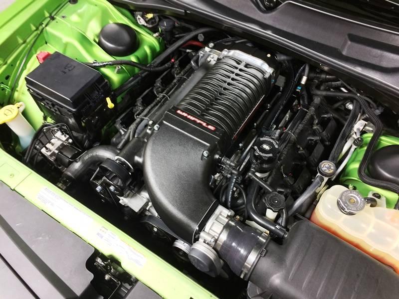 Whipple Supercharger Kit: Dodge Challenger 6.4L 392 2015 ...
