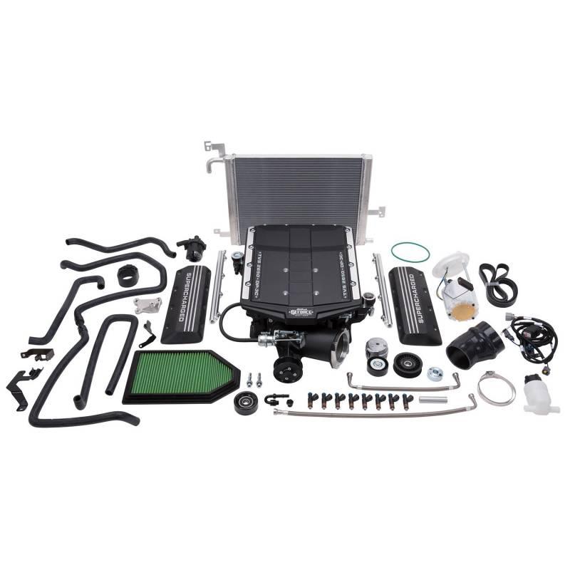 Edelbrock E-Force Supercharger Kit: 300 / Challenger / Charger 6 4L 392  2015 - 2019 (Includes SRT, Scat Pack & T/A)