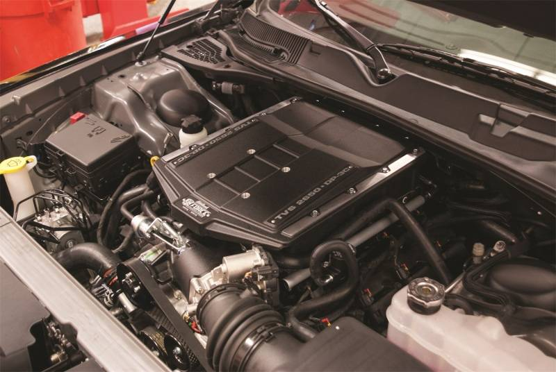 Challenger Scat Pack >> Edelbrock E-Force Supercharger Kit: 300 / Challenger ...