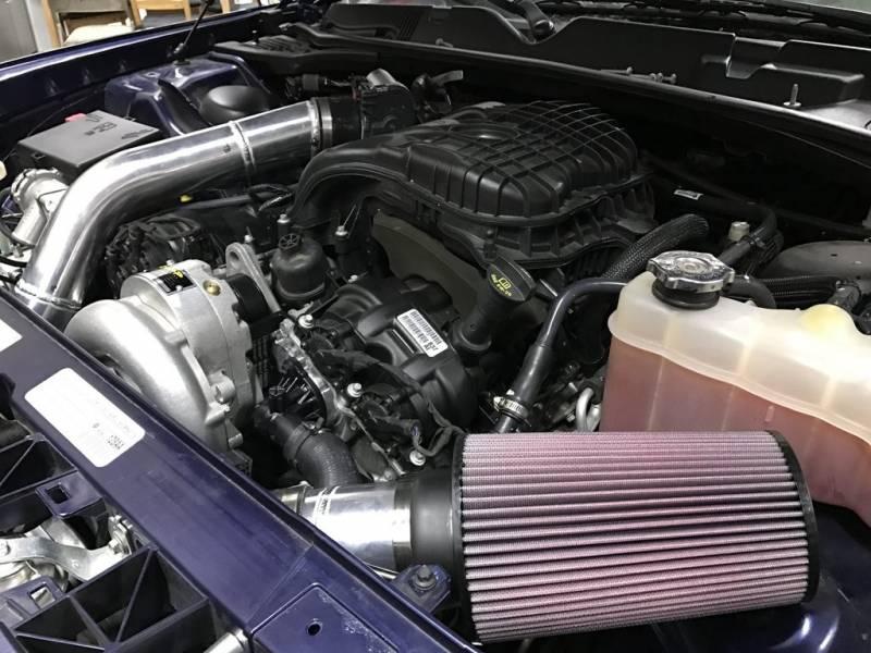 Ripp Supercharger Kit Dodge Challenger 3 6l V6 2017